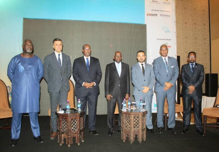 the African Ports Forum 2020, in Djibouti